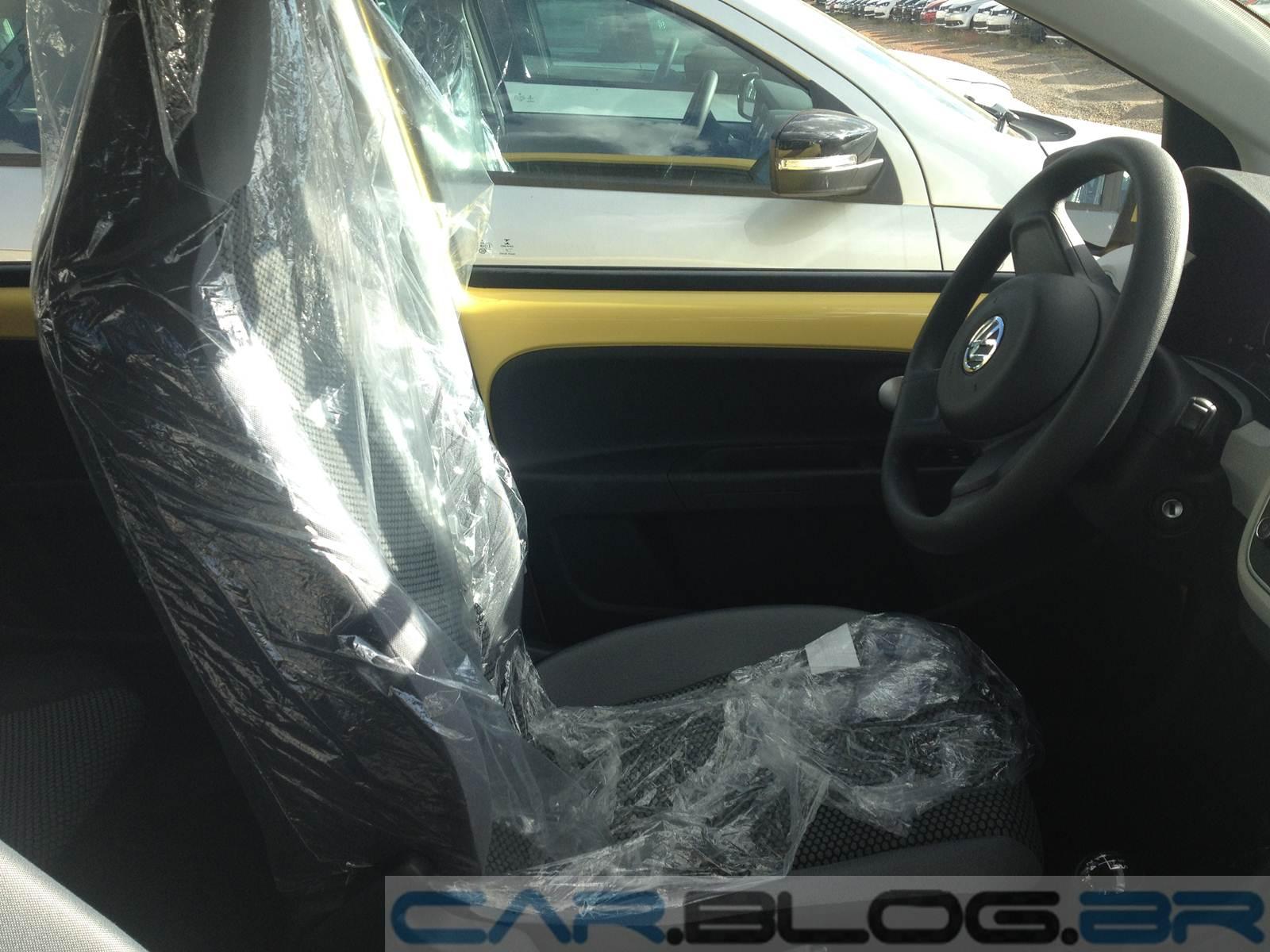 Volkswagen up! - interior