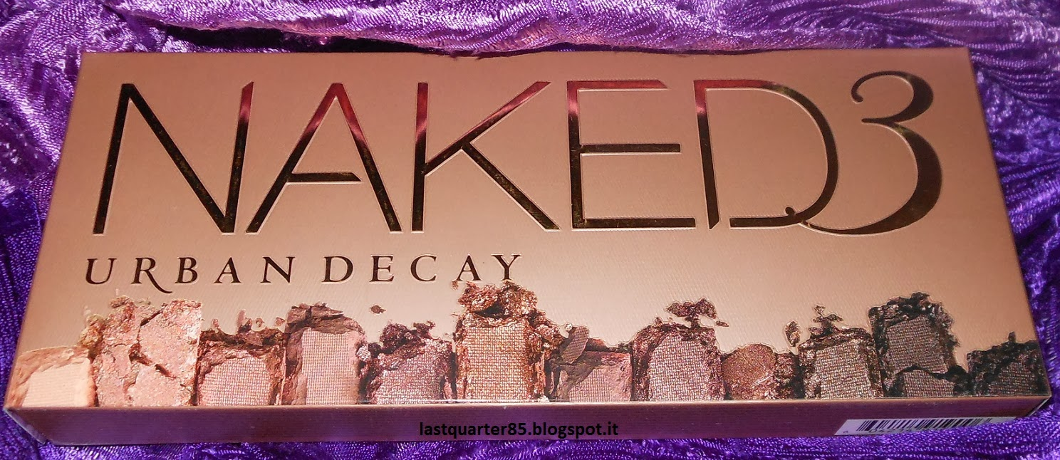 Urban Decay Naked 3.