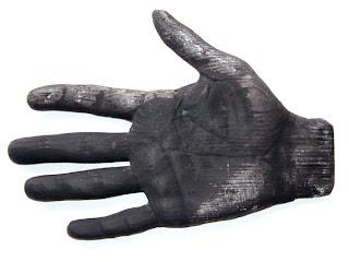 La mano negra del FC Barcelona
