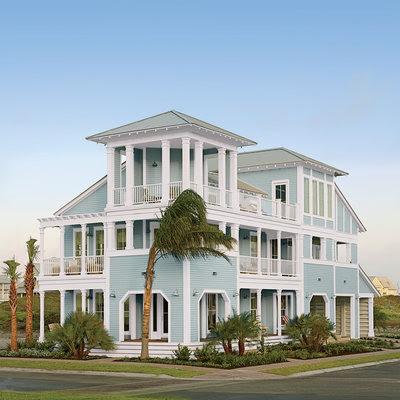 2015 Coastal Living Showhouse: Cinnamon Shore, Texas