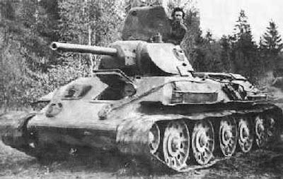 t 34 tank stalingrad  El último T-34 de