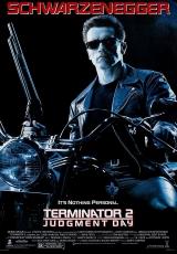 Carátula del DVD Terminator 2