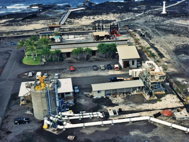 Largest Ocean Thermal Energy Power Plant (Hawaii, USA)