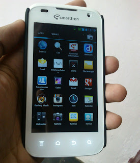 Smartfren Andromax Akan Sehebat Galaxy S4