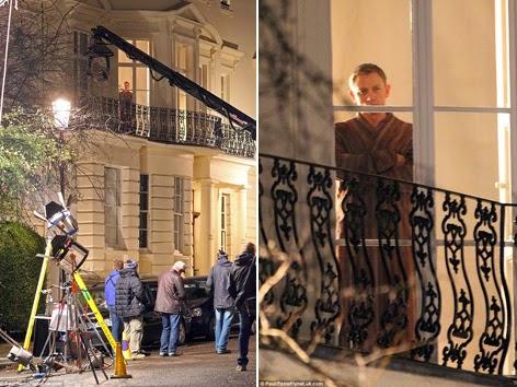 james bond locations bonds apartment first glimpse