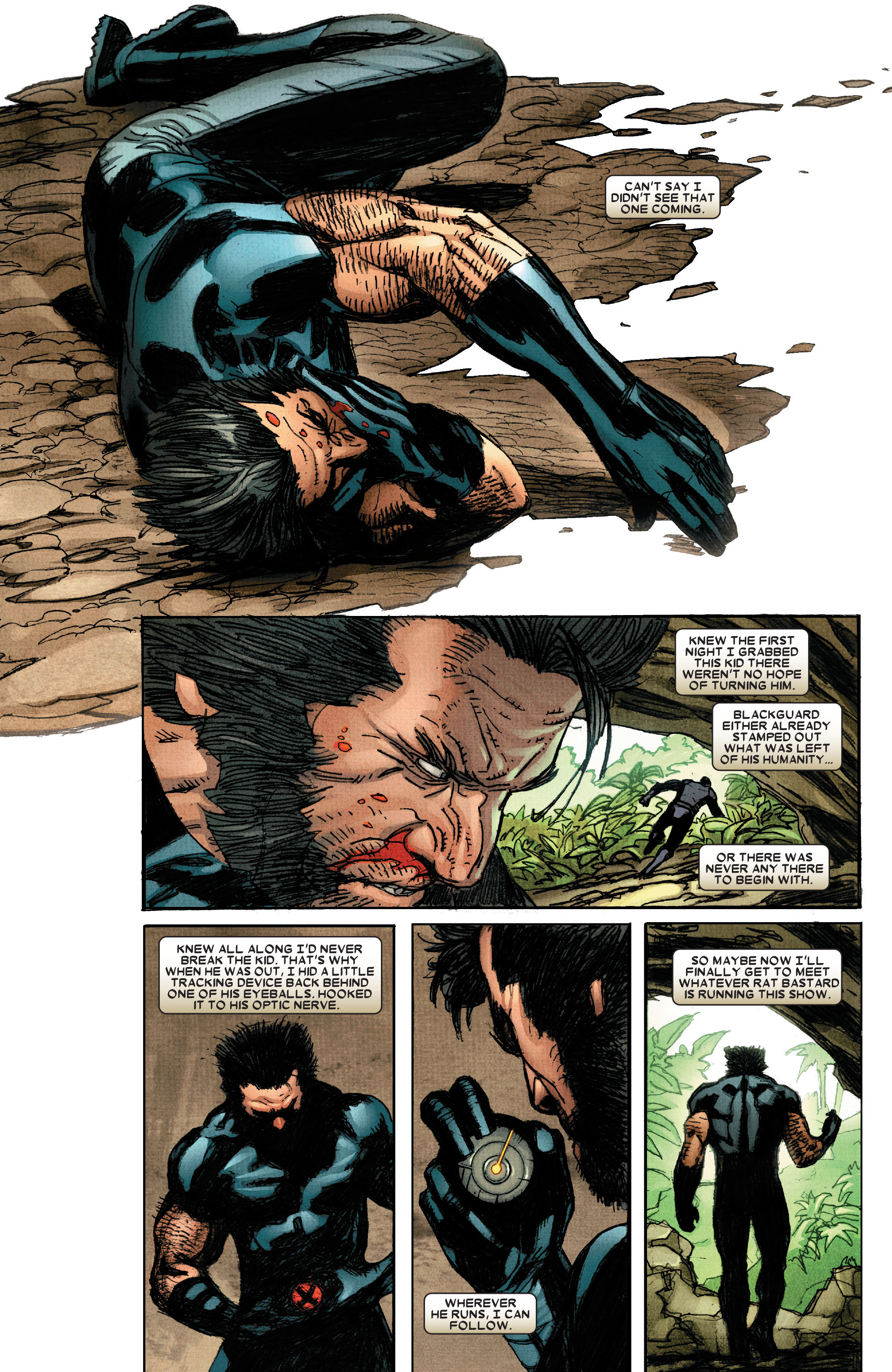 Wolverine: Weapon X #3 #14 - English 18