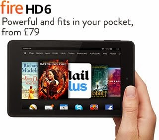 New Kindle Fire from Amazon