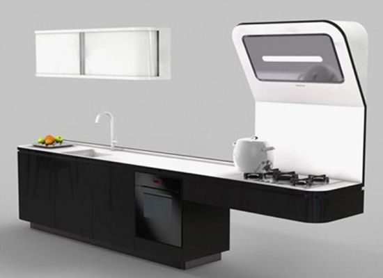 Top 10 minimalist kitchen set design for Kitchen set minimalist design