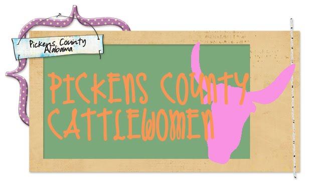 Pickens County Cattlewomen