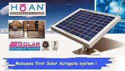 solar autogate