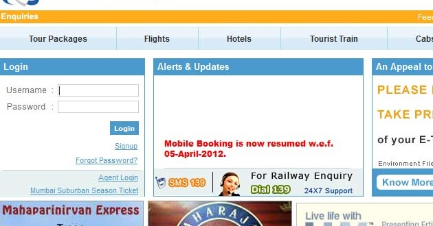 IRCTC hopes to help startups with new policy changes on eticketing