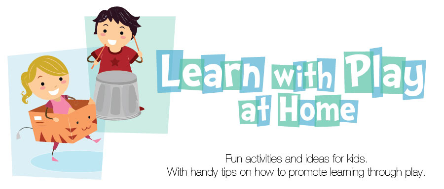 Learn with Play at Home