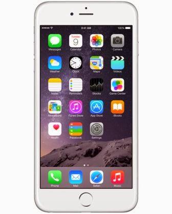 Harga Resmi iPhone 6 dan iPhone 6 Plus Dengan Layar Full HD