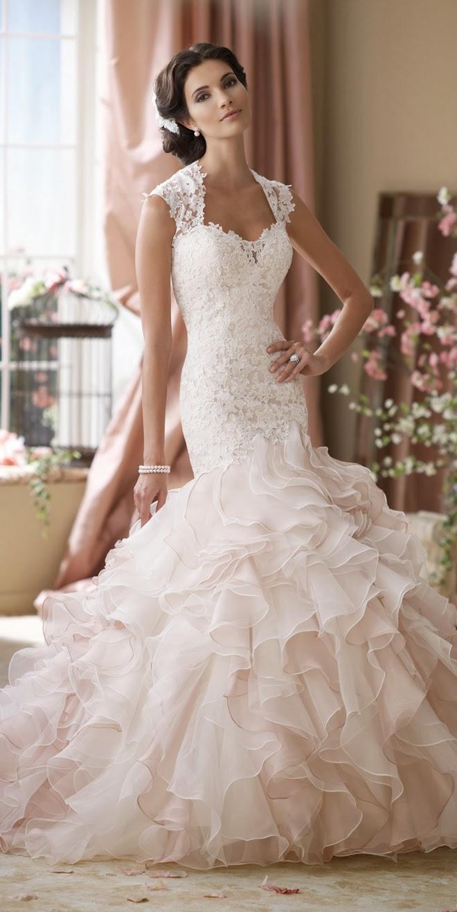 For mon cheri spring 2014 bridal collection belle the magazine