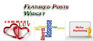 moving featured post  slider