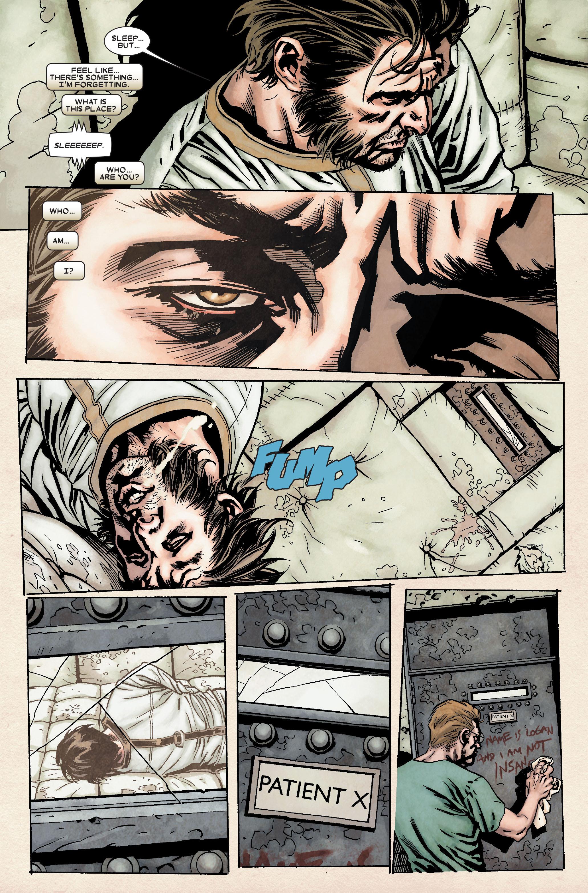 Wolverine: Weapon X #6 #11 - English 6