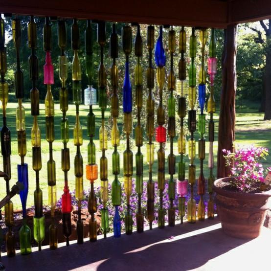 Bottiglie di vetro? Ecco 30 idee di riciclaggio creativo ...