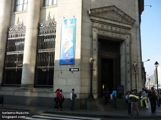 Museo Banco Central de Reserva