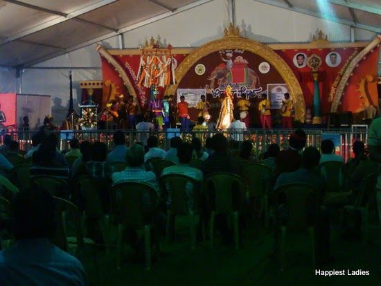 performances at ahara mela mysore