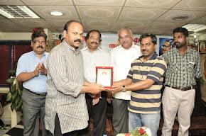 'യുവകലാസാഹിതി, ദുബായ്' ചെറുകഥാ പുരസ്കാരം - 2012