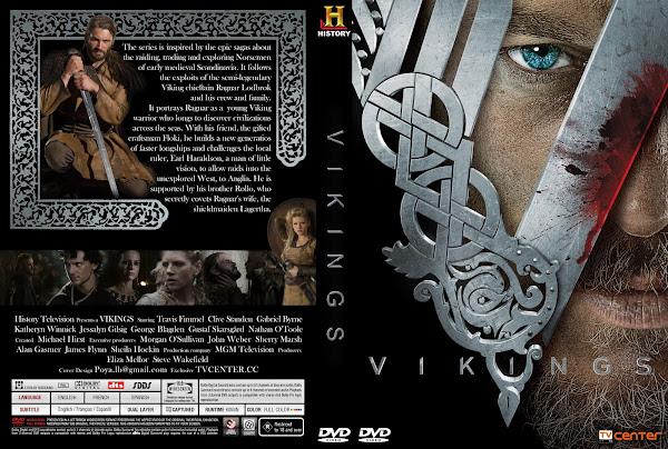 Vikings - Versão Estendida 1ª Temporada Torrent - BluRay Rip 720p e 1080p Dual Áudio 5.1 (2013)