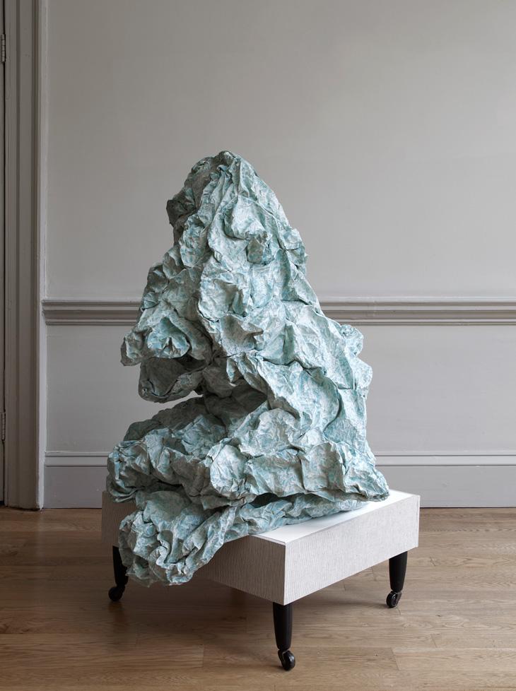 METAL? PAPER? RACHEL ADAMS | Studio Art Blog - Amy Potts