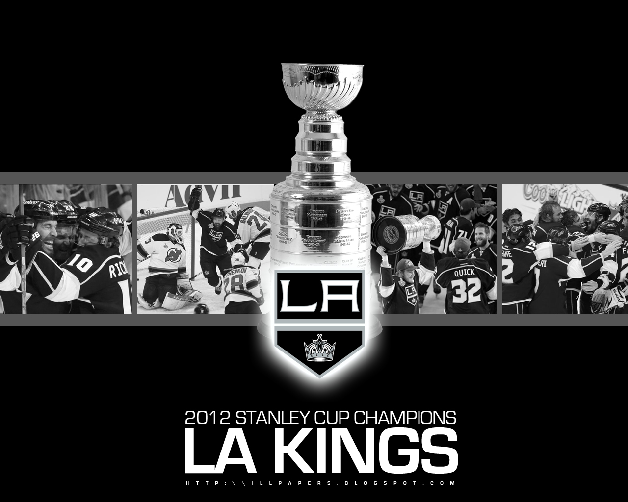 los angeles kings champions