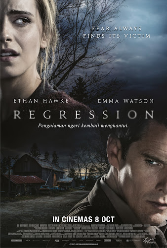 Poster Of Hollywood Film Watch Online Regression 2015 Full Movie Download Free Watch Online 300MB