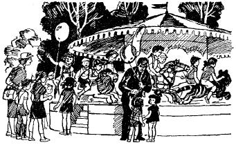 Crossing the Road - Вторая часть рассказа о детях на перекрестке. For White Children Only - Первая часть рассказа на английском о том, какая существовала расовая непримиримость в американском обществе в 1947 году.