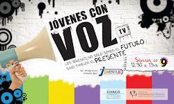 Mirá Jóvenes con Voz tv