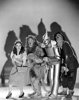 Cast of the 1939 Wizard of Oz