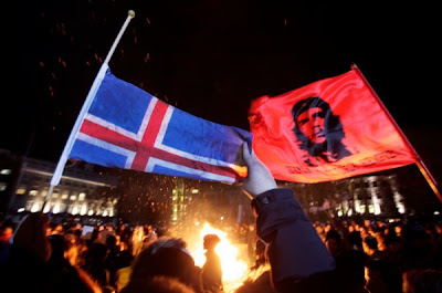 Icelandic Revolution - News from Iceland - Che Guevara