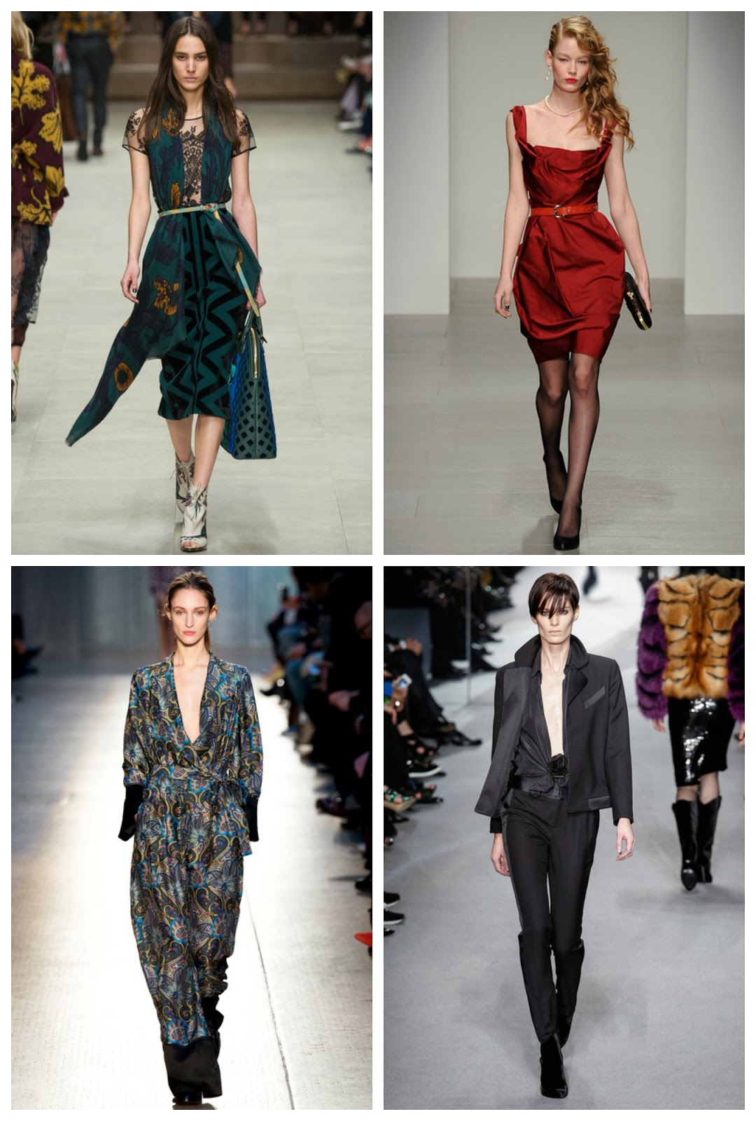 Favorites from London Fashion Week