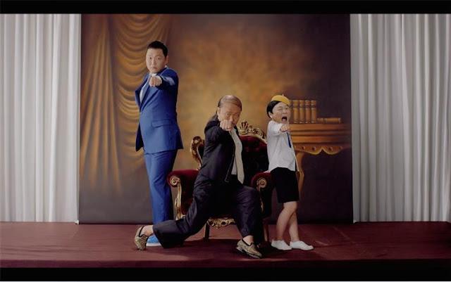 Psy tem um novo sucesso (video)
