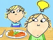 Charlie and Lola I will not ever never eat that lunch