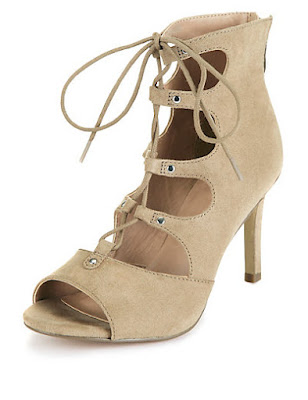 Marks and Spencer Ghillie Lace Up Sandals