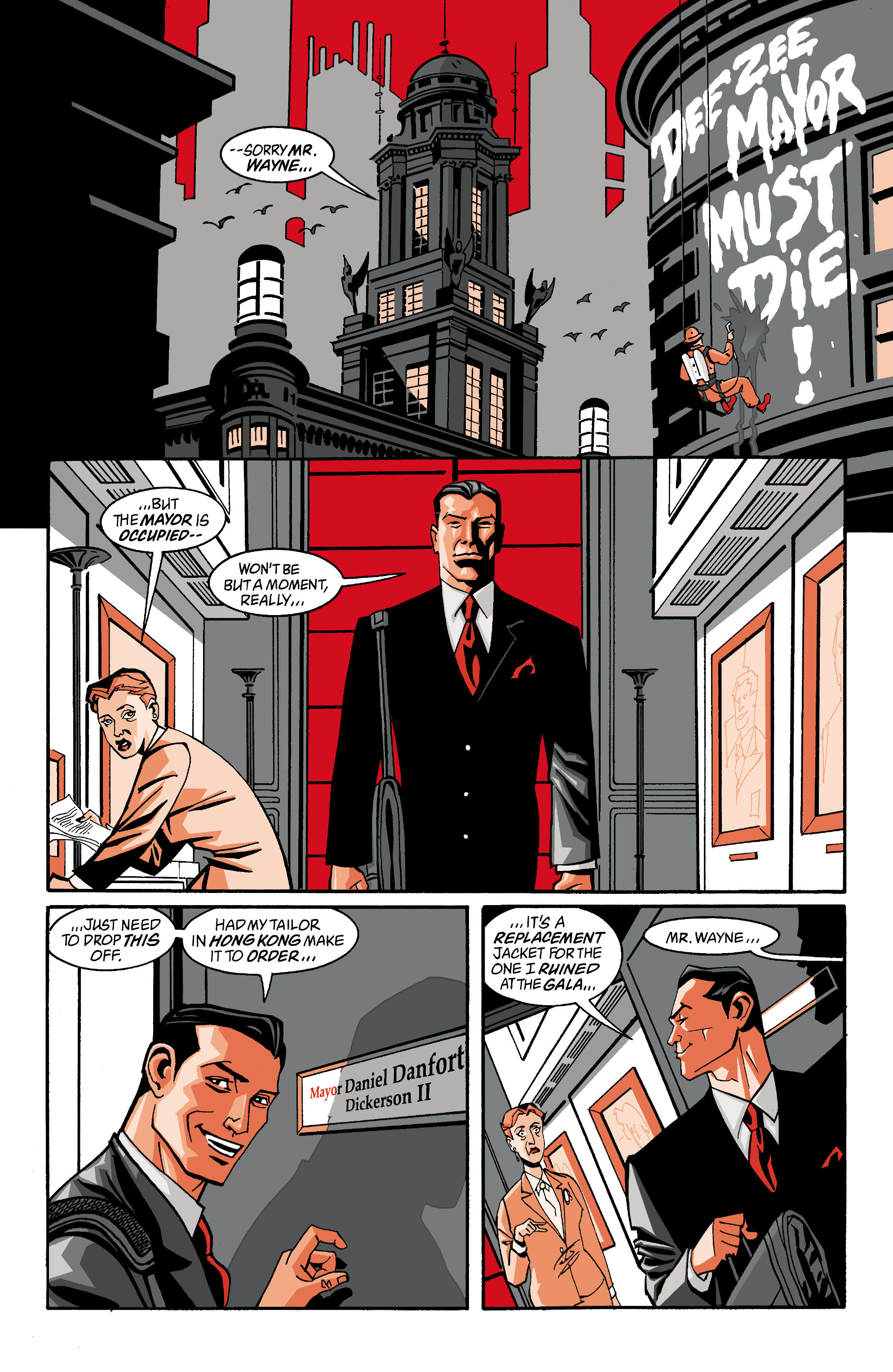Detective Comics (1937) Issue #745 Page 7
