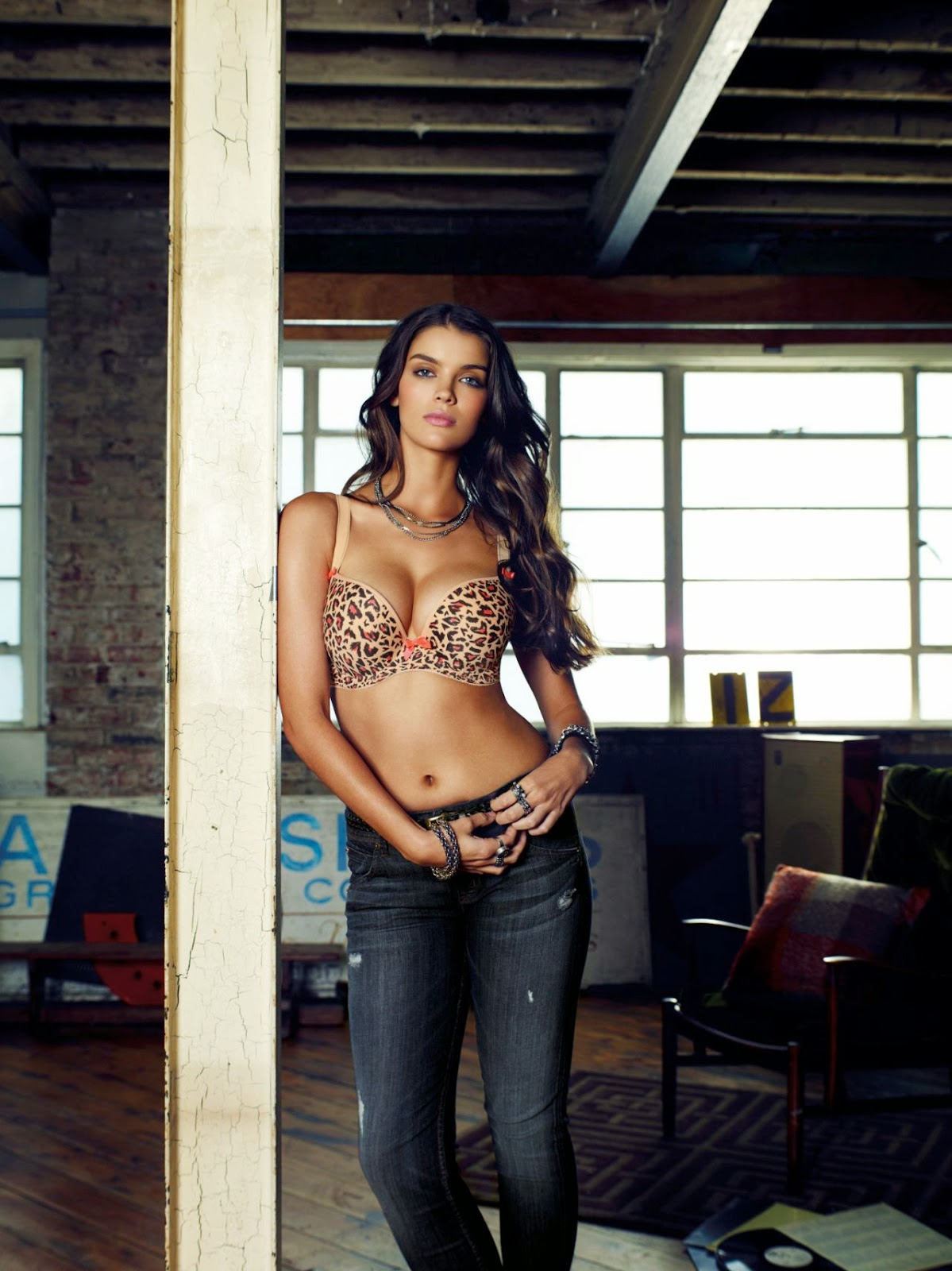Natasha Barnard - Freya Lingerie Fall/Winter 2015