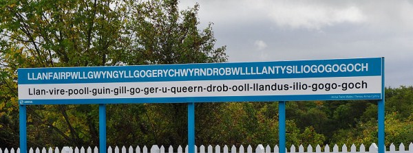 Ini Dia Nama Desa Terpanjang Di Dunia Dengan 58 Huruf