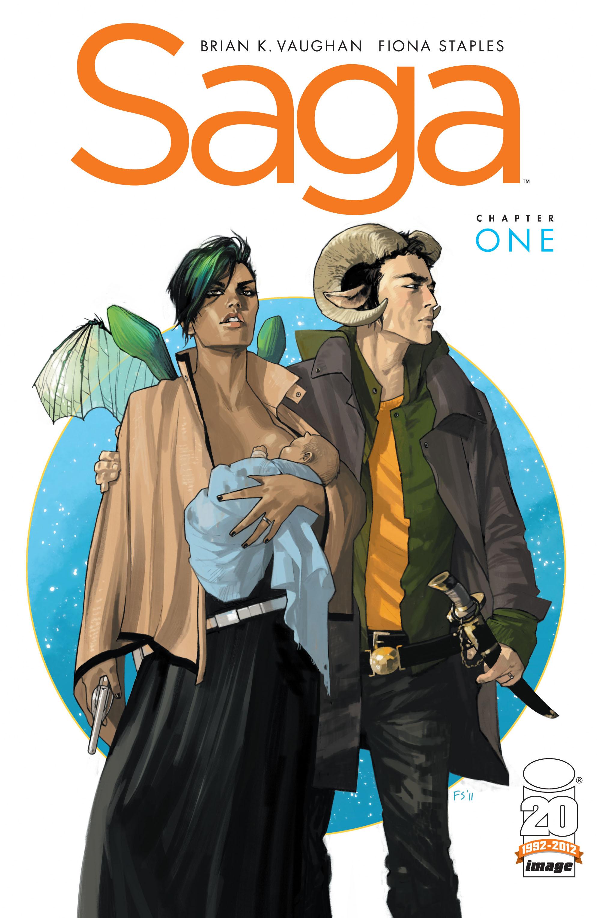 Saga 1 Page 1