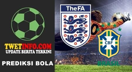 Prediksi England U17 vs Brazil U17