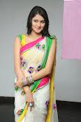 Kushi glamorous saree photos-thumbnail-19