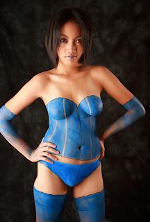 Hot Body Paint
