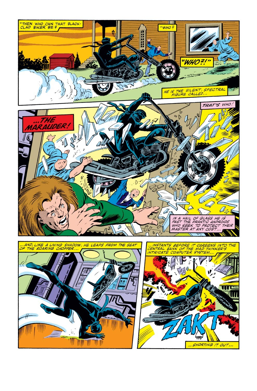 Captain America (1968) Issue #269 #185 - English 21