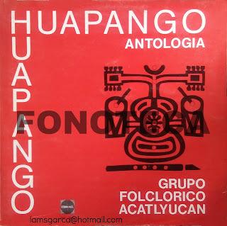 HUAPANGO ANTOLOGÍA