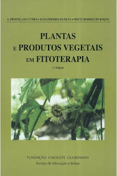 Plantas e Produtos Vegetais em Fitoterapia