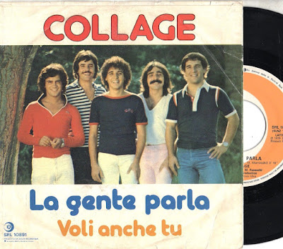 Anni 70 - I Collage - La Gente Parla