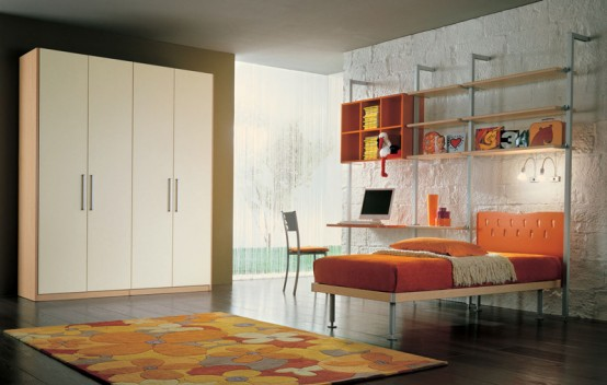 Modern architecture 60 bedroom designs ideas for teen girls for 60s bedroom ideas