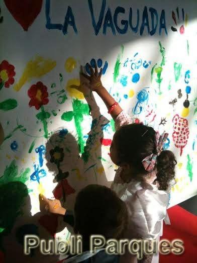 Actividades infantiles de la Vaguada en agosto