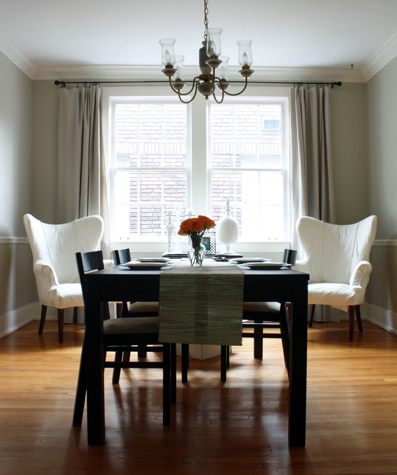 dwell and tell  dining room updates